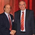 Pascal Couchepin, President of Switzerland & Yoram Yahav