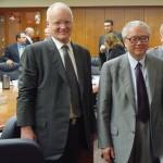 Former Deputy Prime Minister, Singapore Tony Tan Keng Yam, Lester Thurow