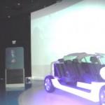 Electric Car, Debbie Meltzer, Better place center