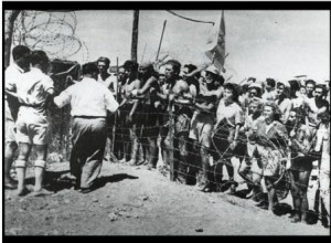 Holocaust Survivors detained in Cyprus camp, Yoram Yahav, Yoyah Group