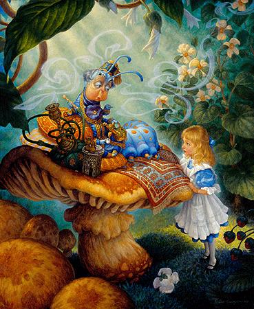 Alice (source: http://www.scottgustafson.com)