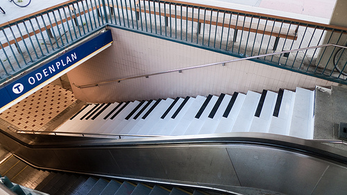 piano-stairs