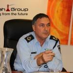 Police Commissioner Yochanan Danino